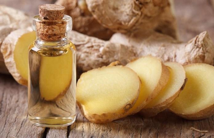 ginger oil for teething