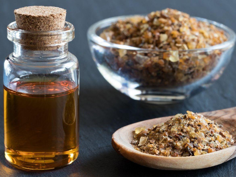 myrrh oil for COPD