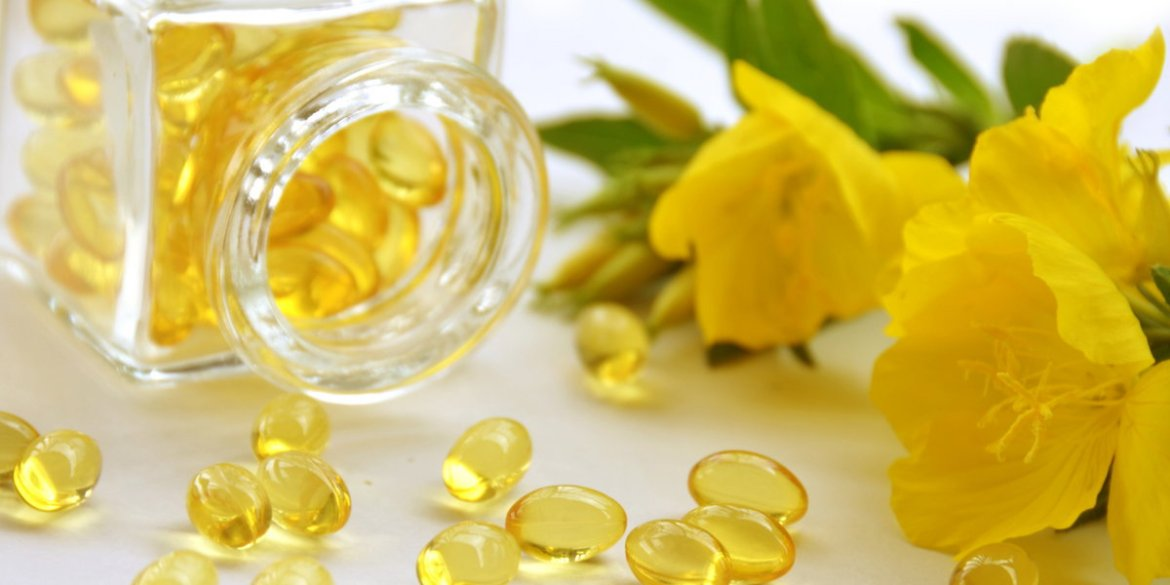 primrose oil for hot flashes