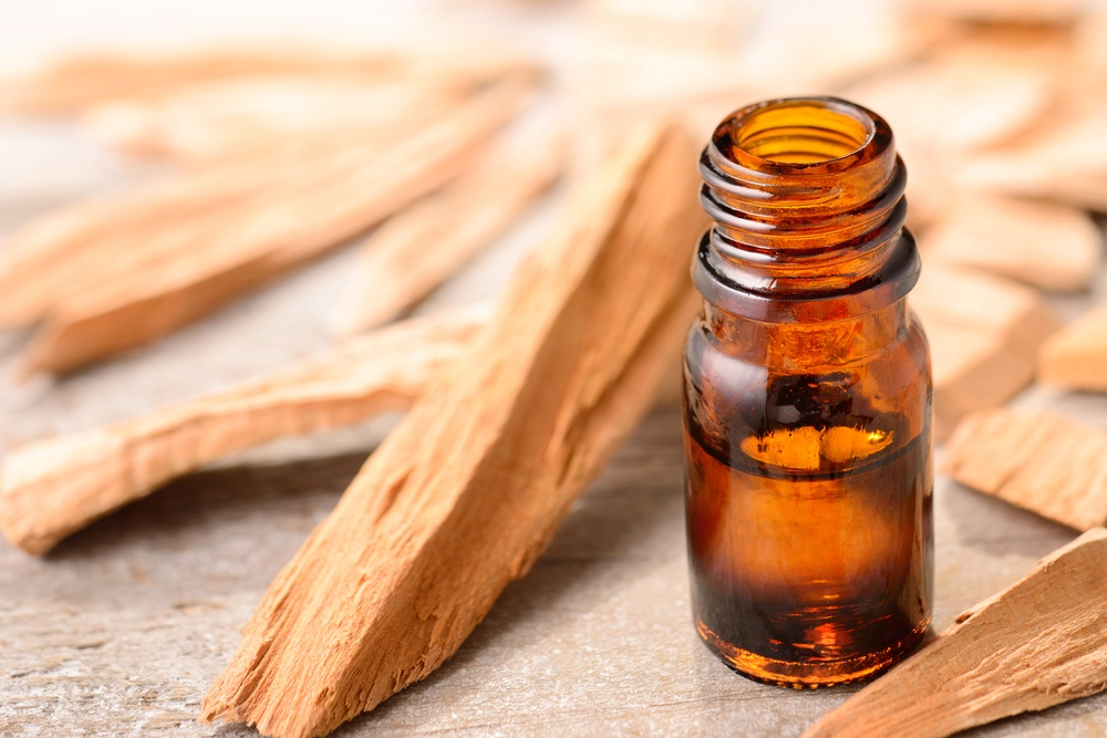 sandalwood essential oil for ADHD