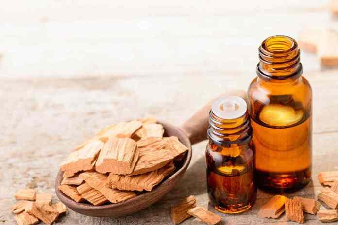 sandalwood oil for insomnia
