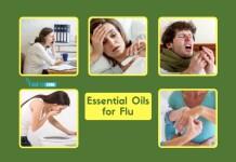 super effective essential oils for flu