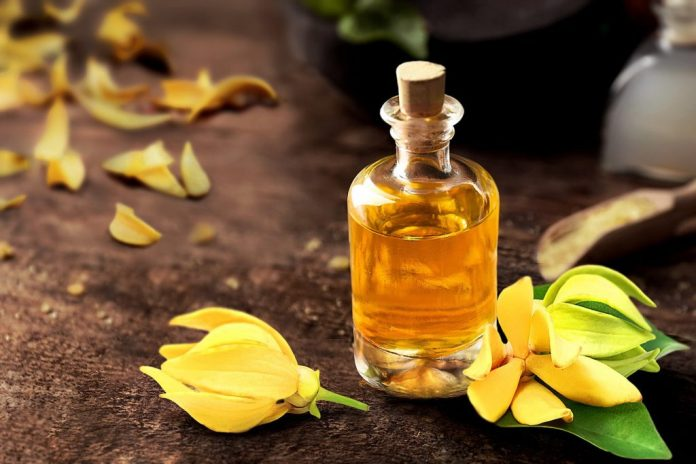 ylang-ylang essential oil for ADHD