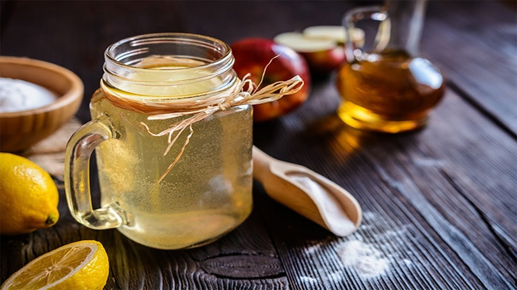 apple cider vinegar for fade acne scars