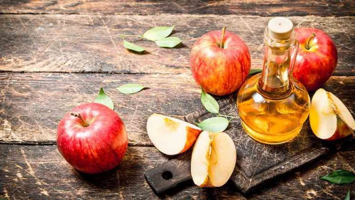 apple cider vinegar for fordyce spots