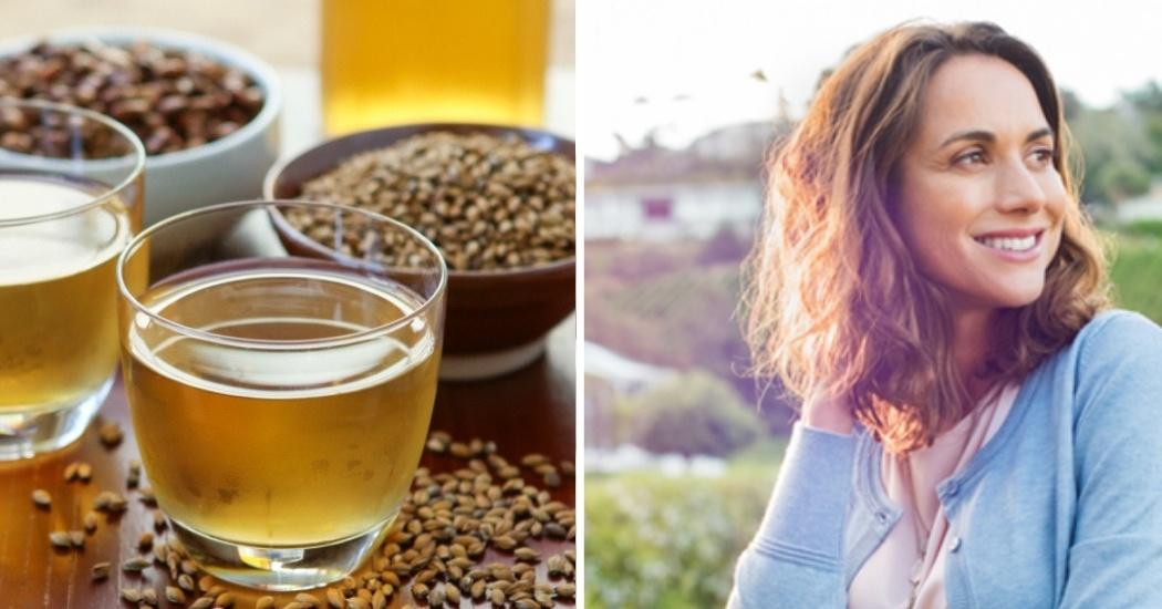 barley tea for detoxifies your body