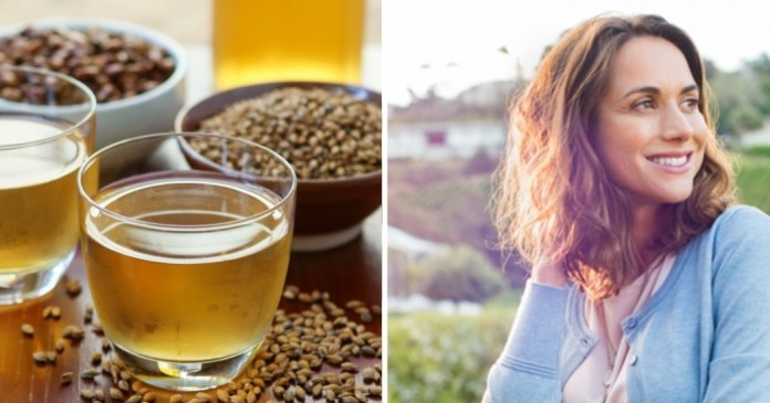 barley tea for detoxifies your body