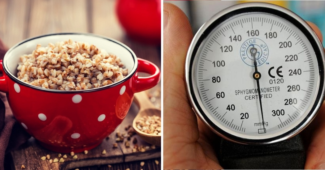 buckwheat for rising blood pressure