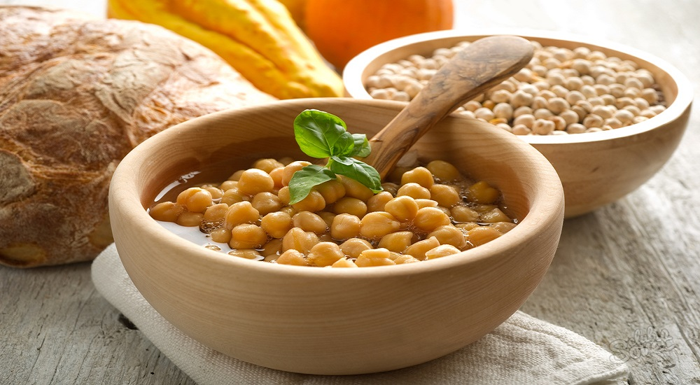 chickpeas for dandruff