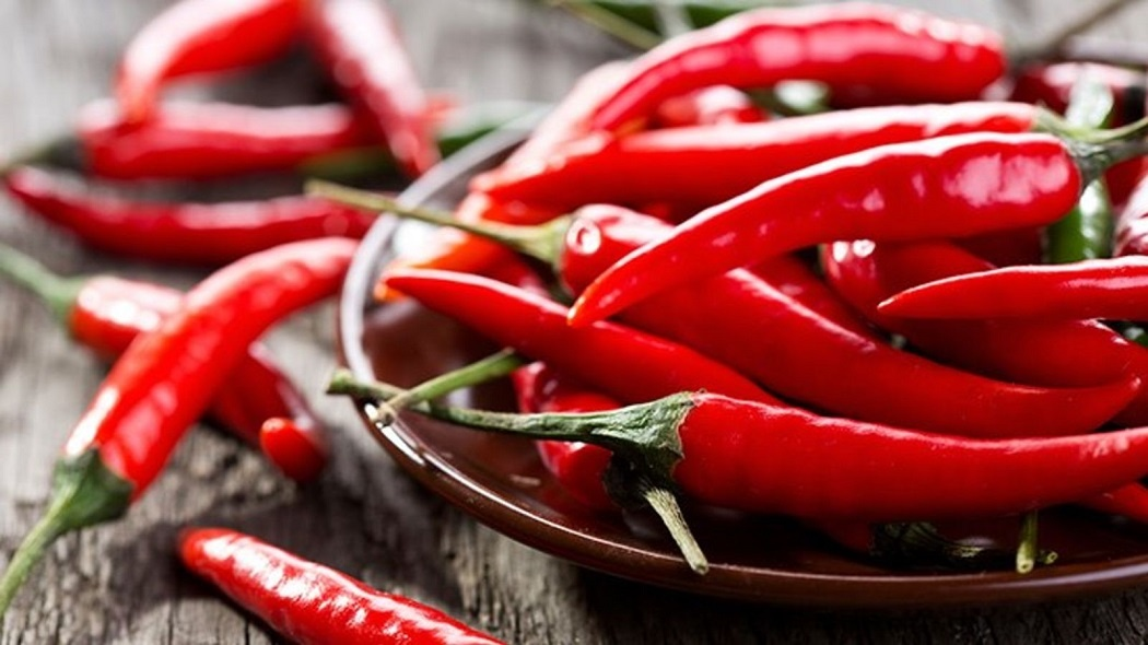 chili peppers for weight loss