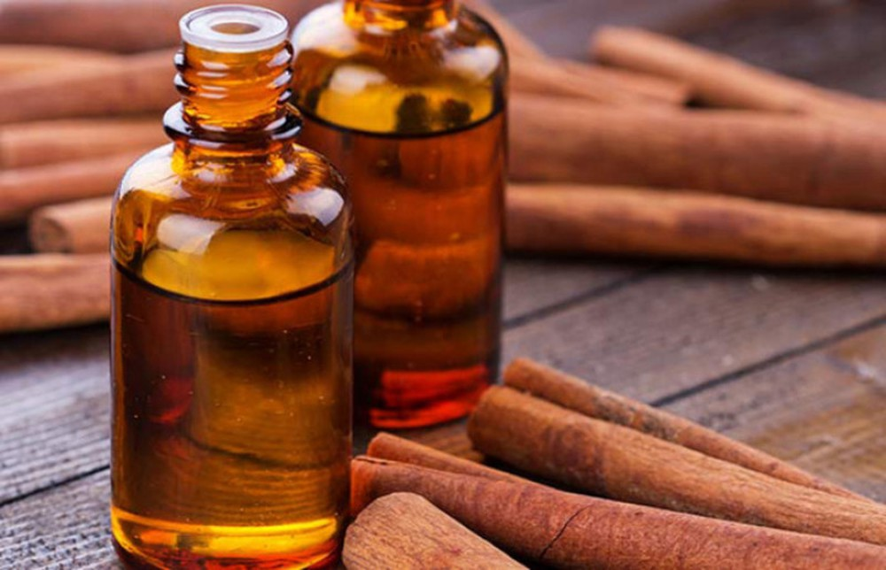 cinnamon oil for cramps