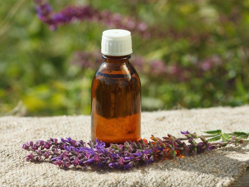 clary sage oil for hypothyroidism