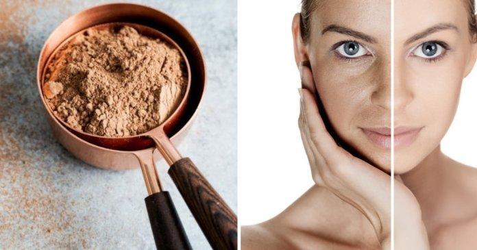 cocoa powder for enhances skin health