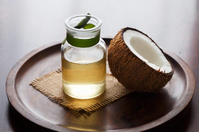 coconut oil for contact dermatitis