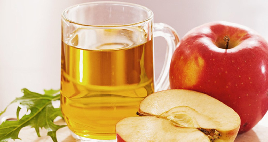 diluted apple cider vinegar for eczema
