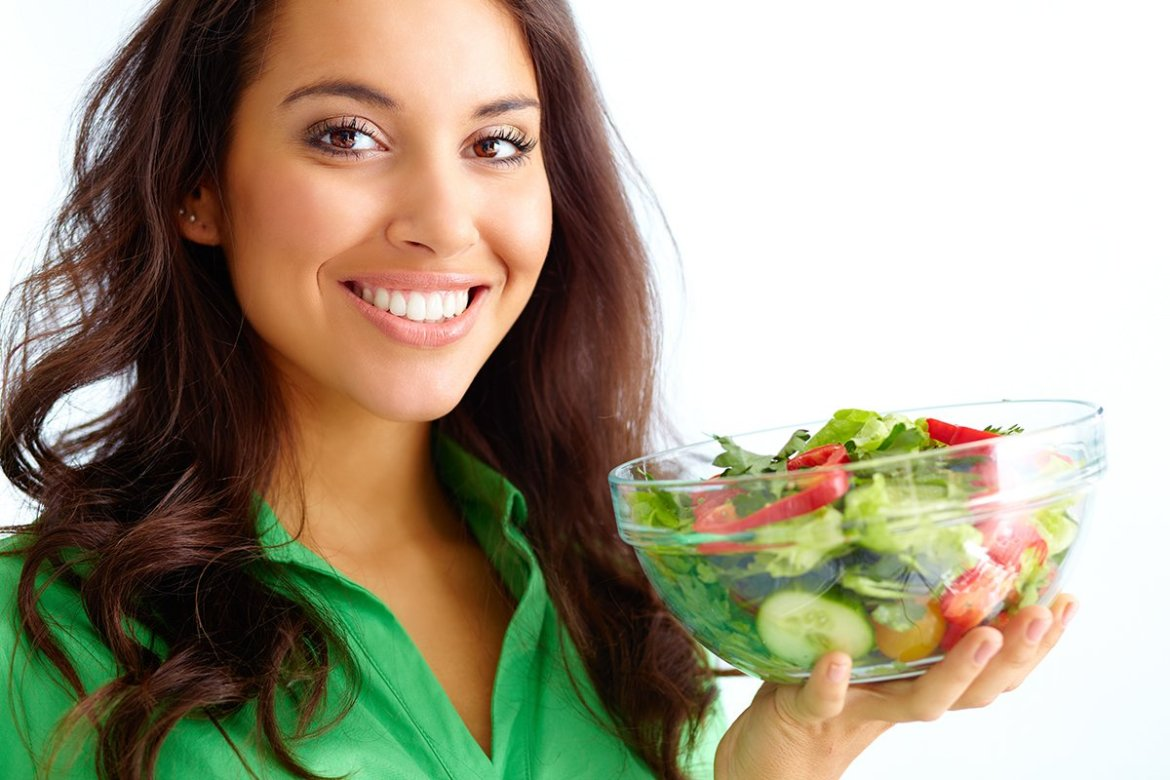 eating habits to your skin