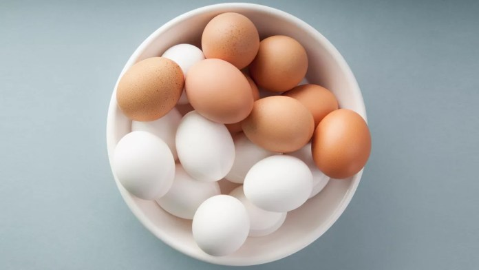 eggs for get rid of sebaceous filaments