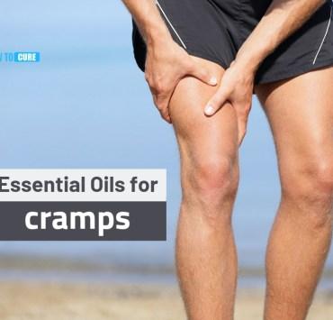 essential oils for cramps