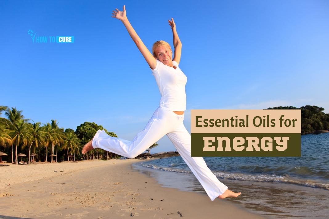 essential oils for energy