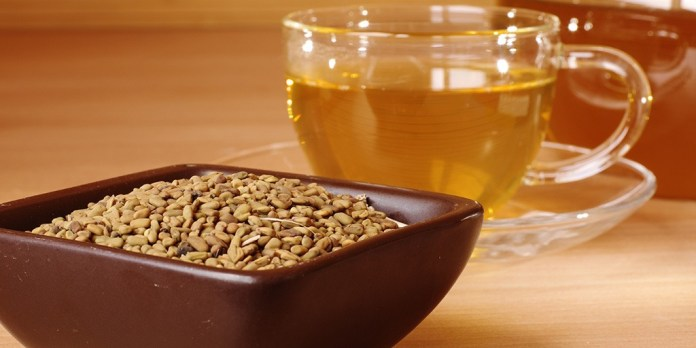 fenugreek tea for staph infection