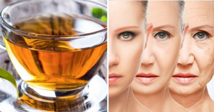 fenugreek tea for stimulates skin aging