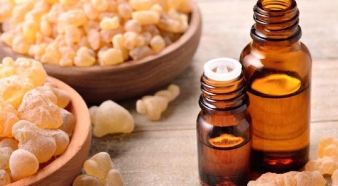 frankincense essential oil for high blood pressure