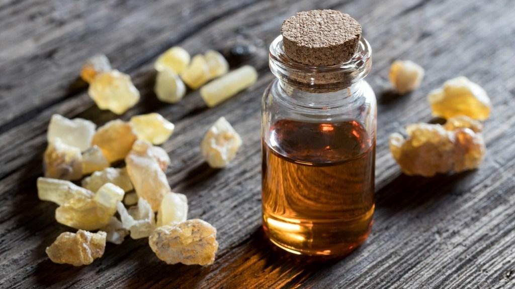 frankincense oil for adrenal fatigue