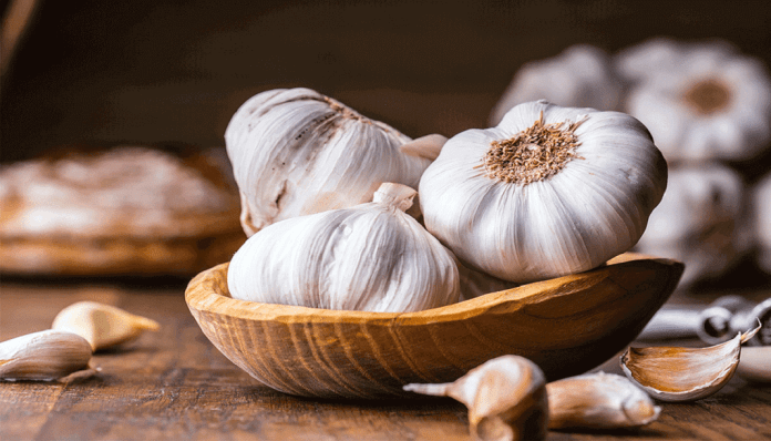 garlic to get rid of fordyce spots itch