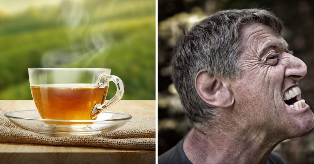 green tea causes convulsion