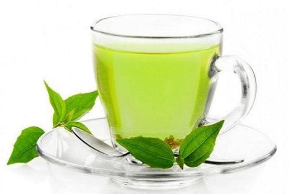 green tea for curing rosacea