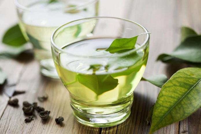 green tea to get rid of eye wrinkles