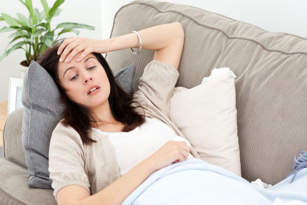 headaches and nausea