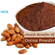 health benefits of cocoa powder