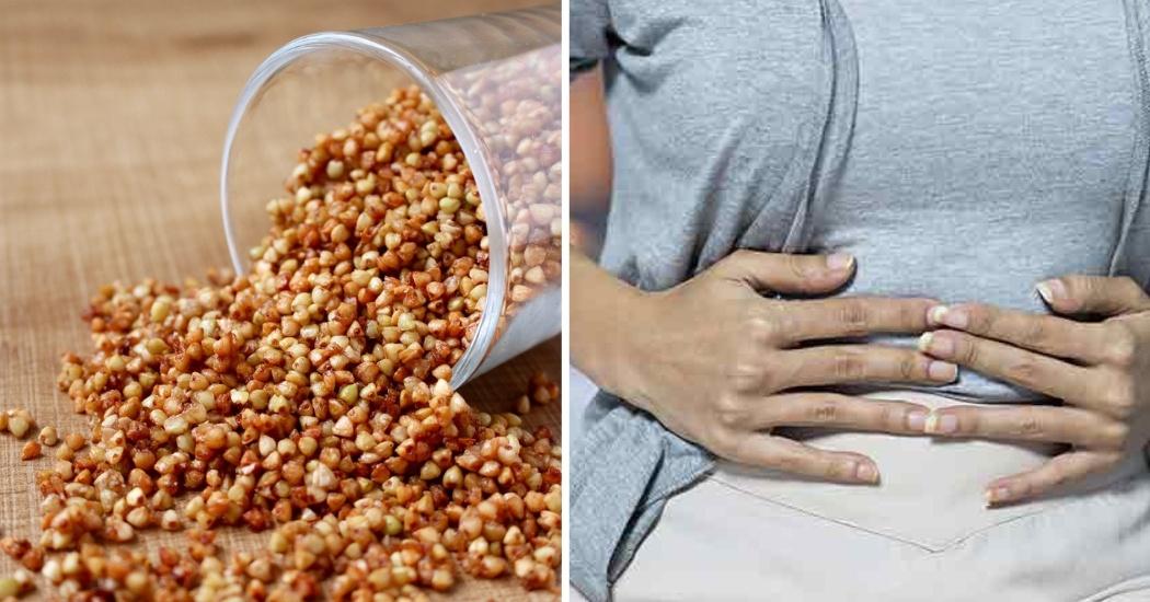 buckwheat helps to skip gallstones