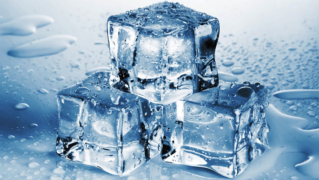 ice cubes for prevent fever blisters