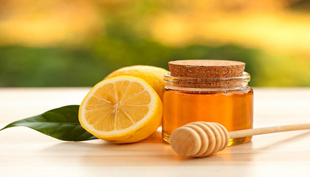 lemon juice and honey to get rid of old scars