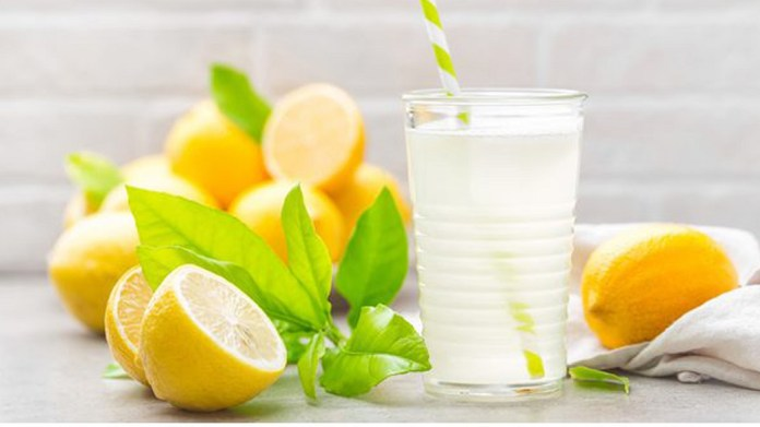 lemon juice for itchy scalp