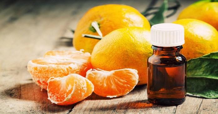 mandarin oil for babies