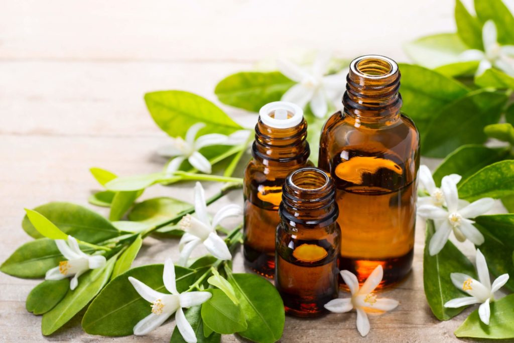 neroli oil for cramps