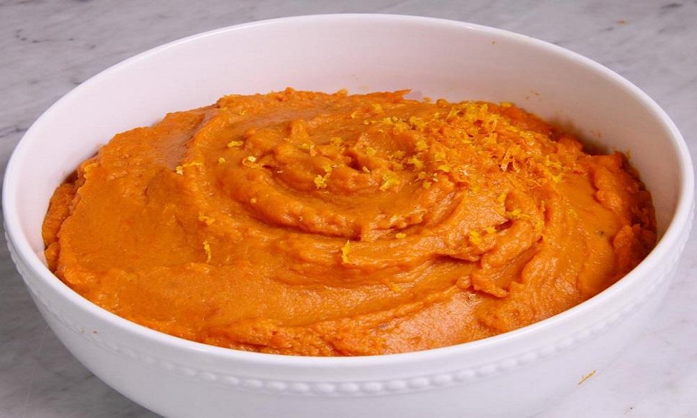 potato and honey paste for lightening liver spots
