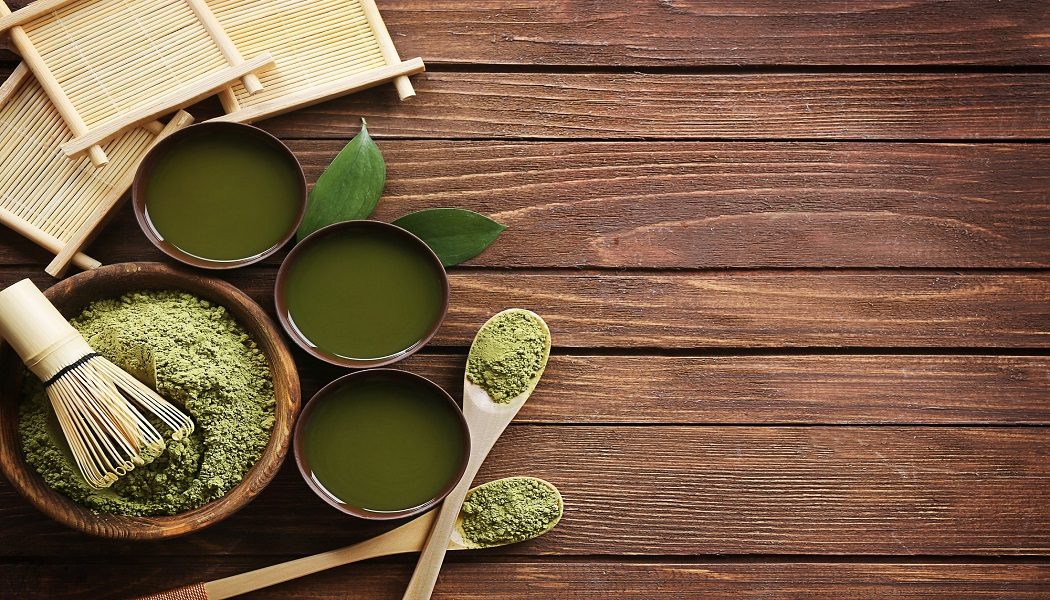 poultice of helpful herbs for eczema