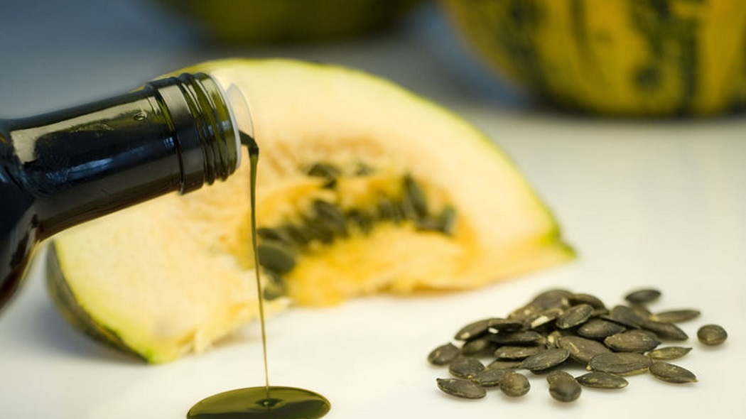 pumpkin seed oil for dry skin