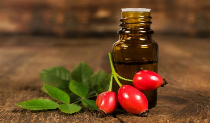 rosehip essential oil help in removing stretch marks