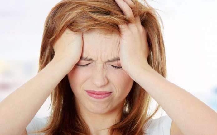 severe headaches
