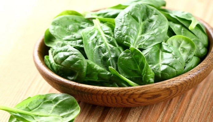 spinach for weight loss
