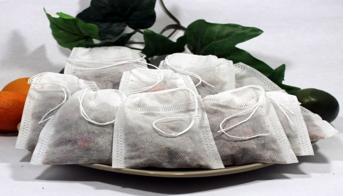 tea bags for get rid of a hickey