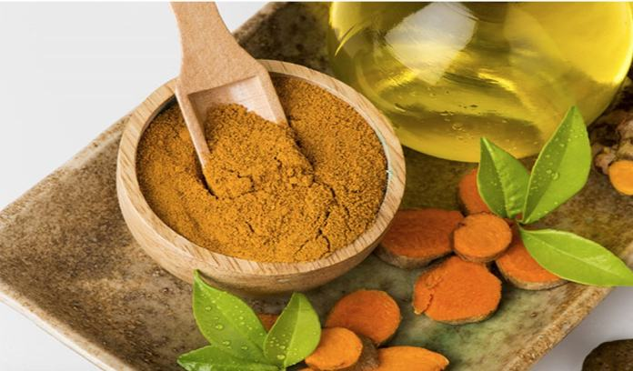 turmeric essential oil for baby eczema