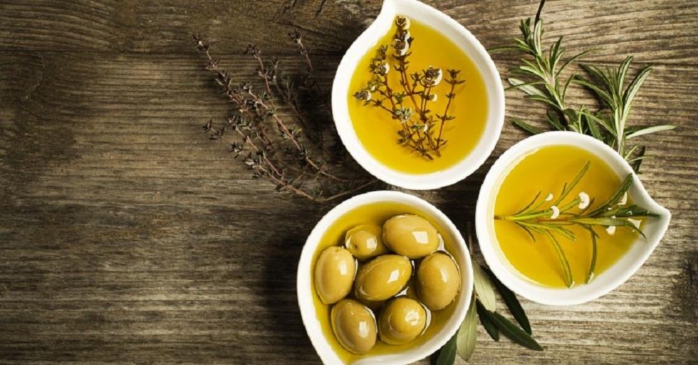 virgin oil of olive