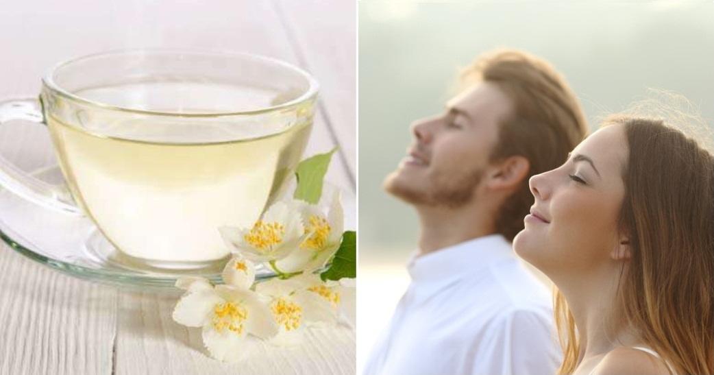 white tea to enhances immunity