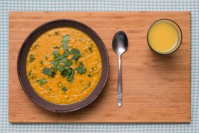Carrot juice stew-min